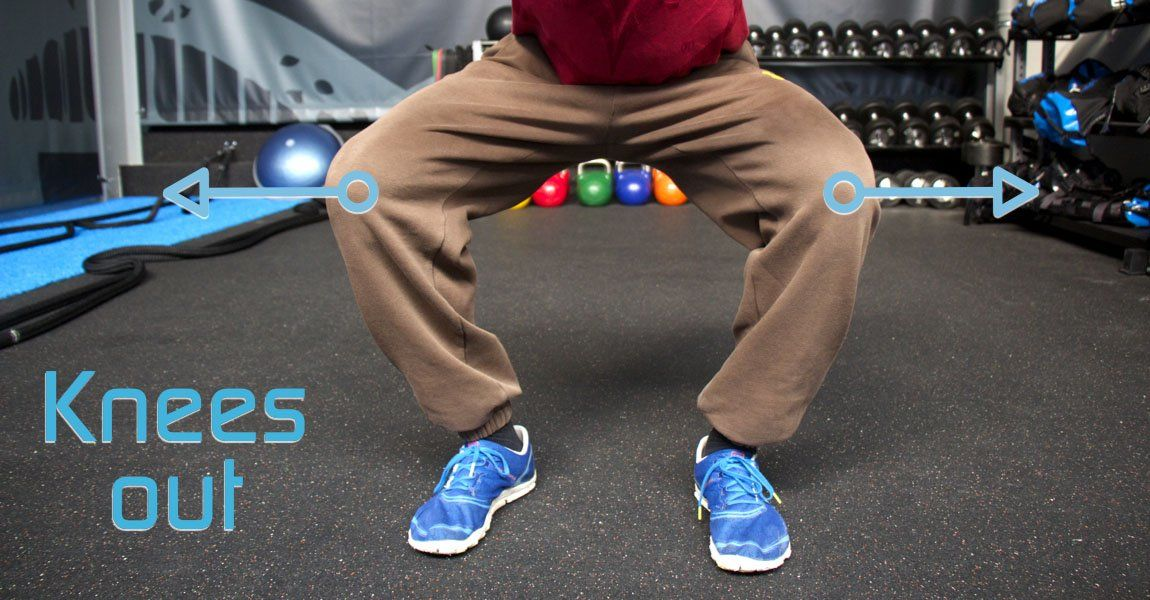 Tutorial Thursday 56 - Hip Drive - Knees Out!