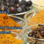 Tutorial Thursday 57 – Spice up your food!
