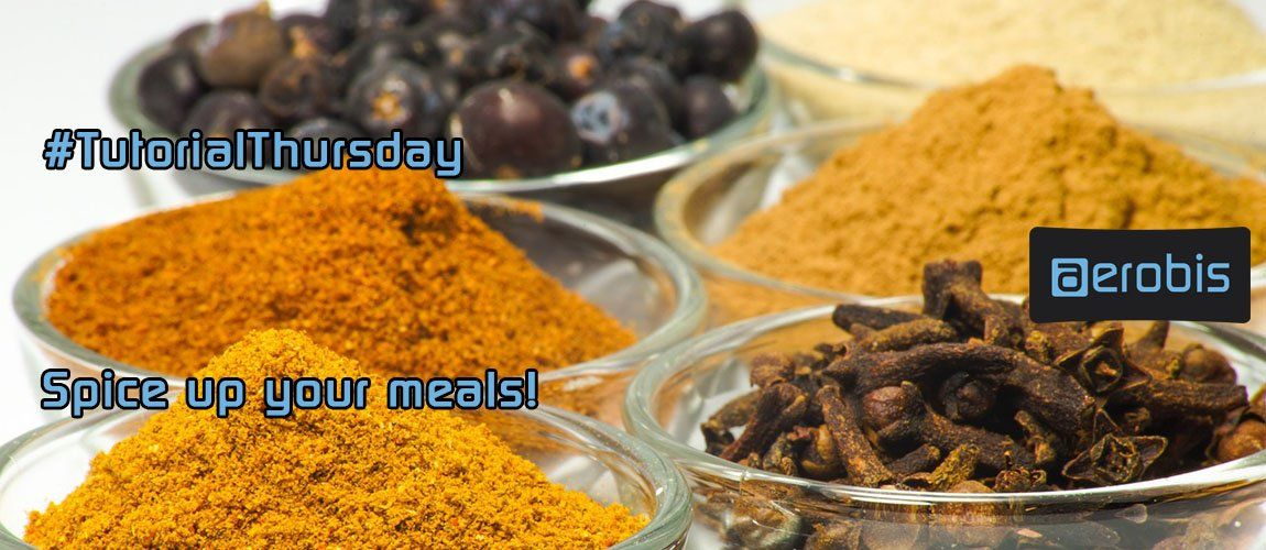 Tutorial Thursday 57 - Why you should spice up your food