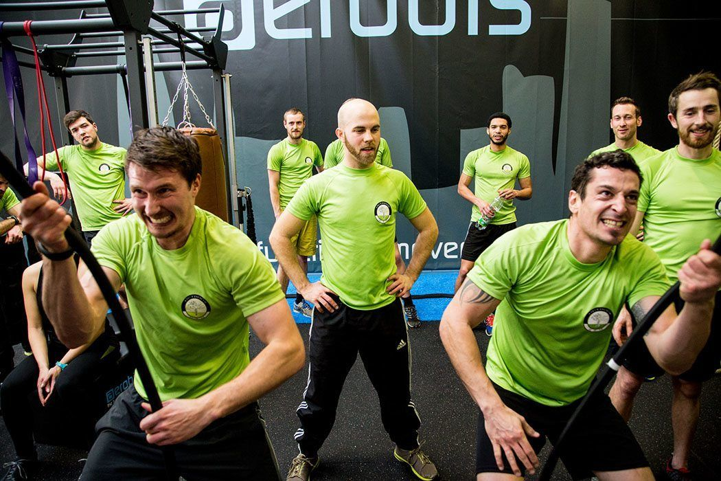 aerobis shares knowhow with Outdoor Gym 4