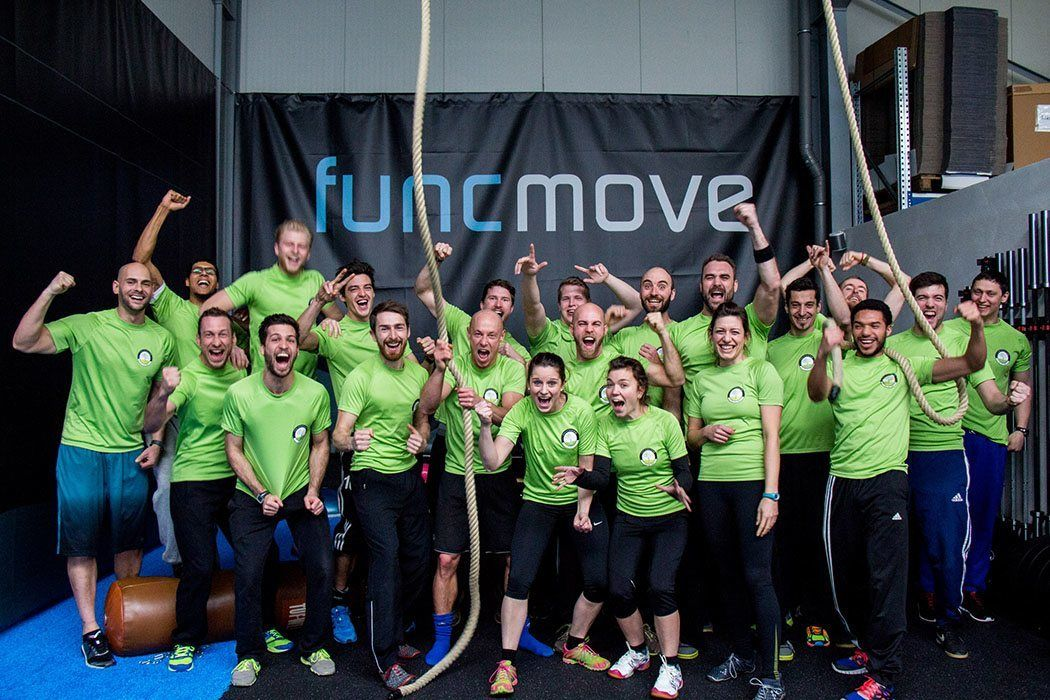 aerobis shares knowhow with Outdoor Gym 1