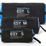 The blackPack ESY is now available in S, M, and L
