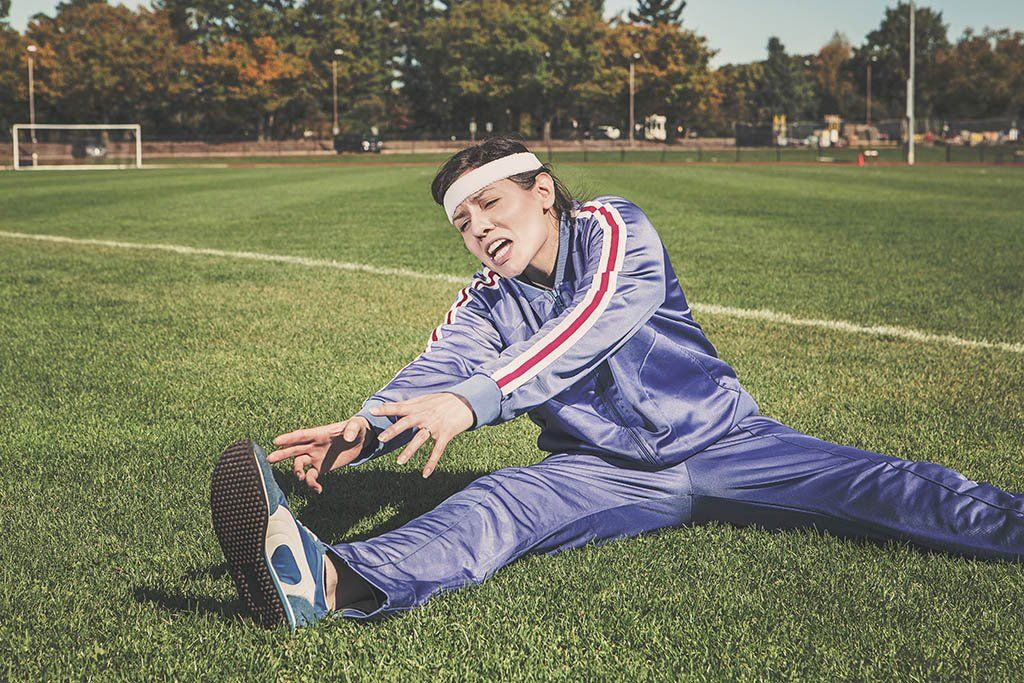 Can stretching help against muscle soreness?