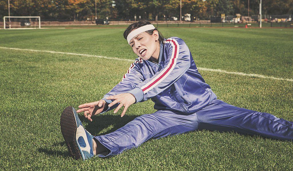 Injuries in football - Is stretching good or bad?