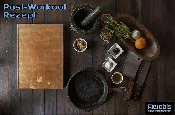 Tutorial Thursday 39 - Post-Workout Snack